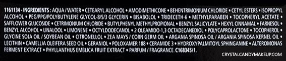 Kérastase Chronologiste Hair Care Range Creme de regeneration Review Ingredients