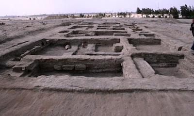 Graeco-Roman industrial area uncovered in Egypt's Suez Canal