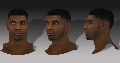 NBA 2K14 Iman Shumpert Face Mod