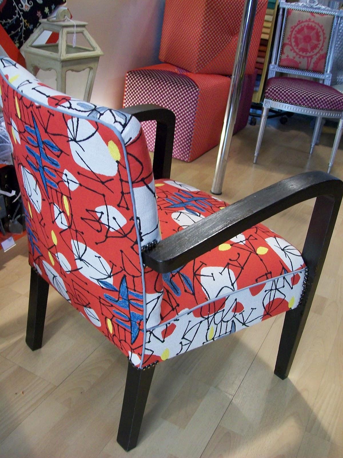 l 39 fauteuil ann e 50. Black Bedroom Furniture Sets. Home Design Ideas