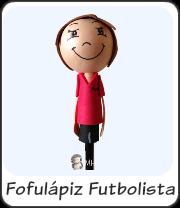 Fofulápiz futbolista