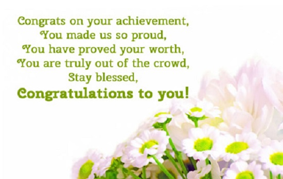 congratulations quotes for new job