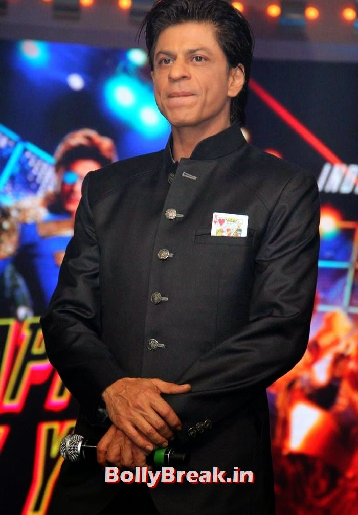 , Deepika Padukone, SRK pics from 'Happy New Year' Music Launch