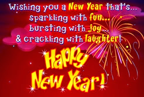 Happy New Year Sms For Someone Special