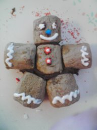 how to make a fun for kids with marshmallows gingerbread man recipe craft