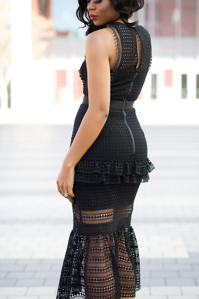 Self Portrait Dress, www.jadore-fashion.com