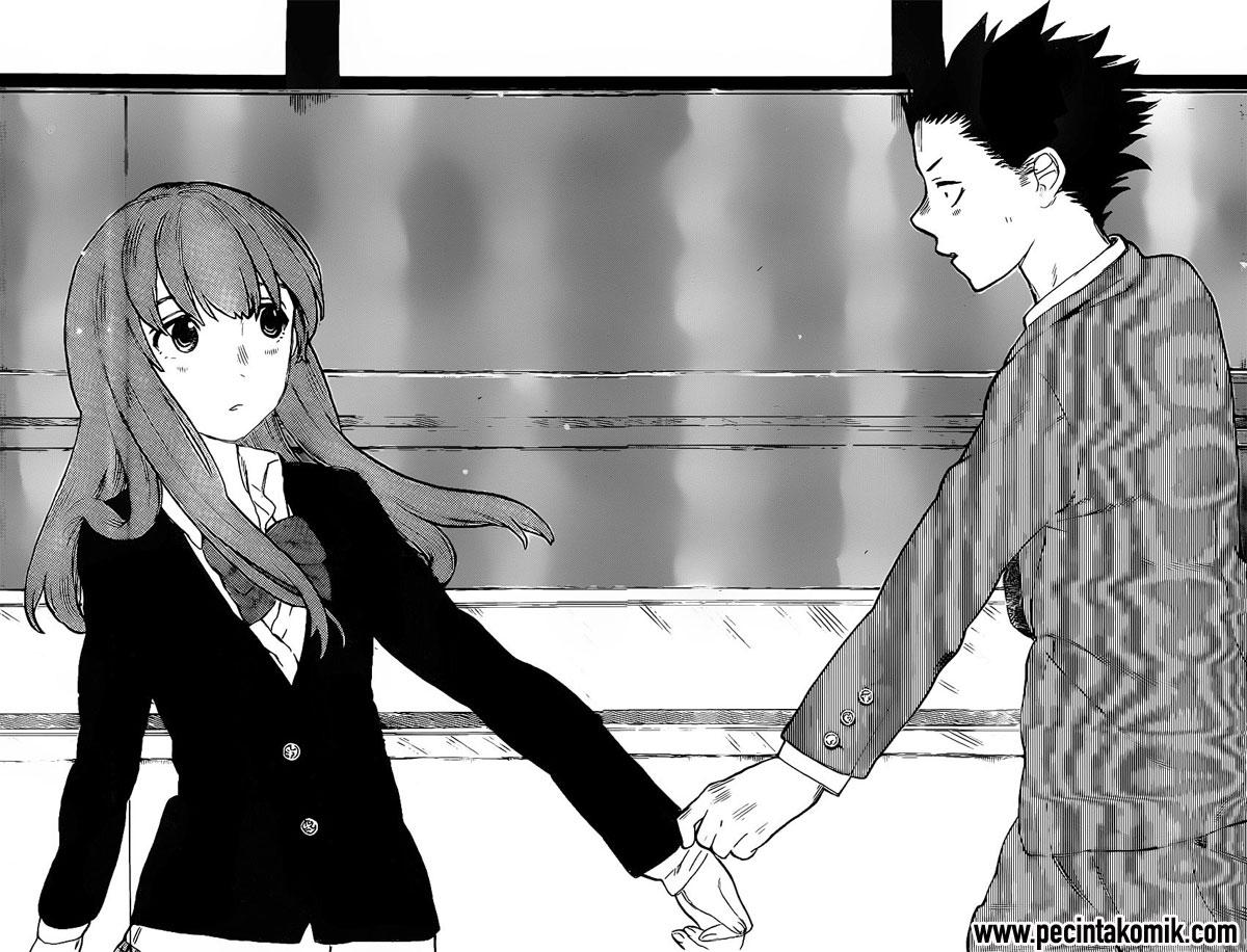 Koe no Katachi Chapter 05-18