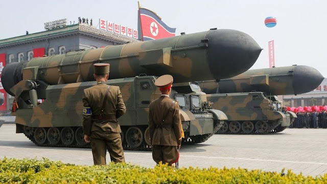 """Corea del Norte: """"Ninguna presión nos obligará a renunciar a las armas nucleares"""""""