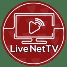 تطبيق live net tv