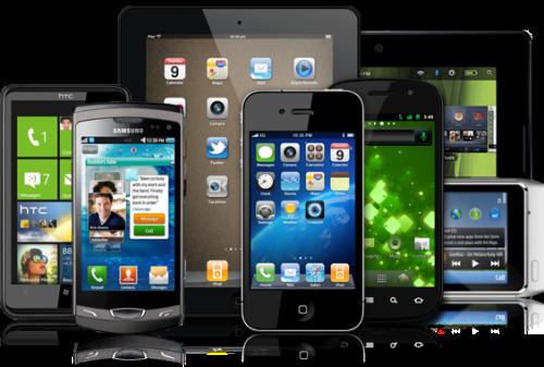 Resultado de imagem para SMARTPHONE E TABLET