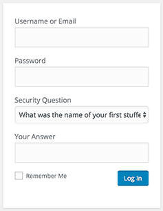 security-question-for-wordpress-login-screen-hindi