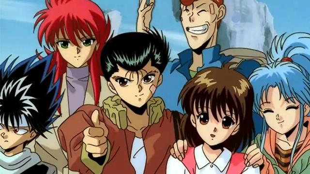 Anime action mirip Dragon Ball