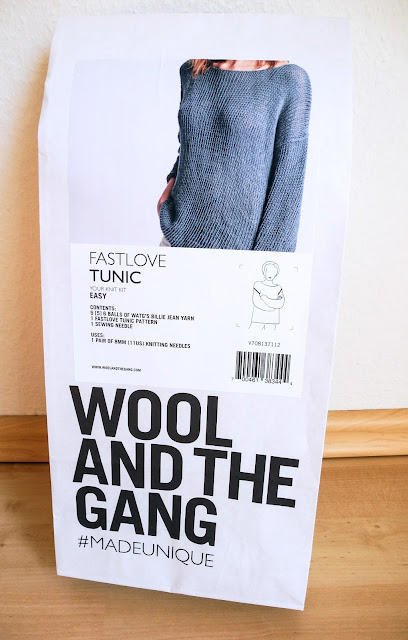 Fadengold wool and the gang - Gang and the wool ...