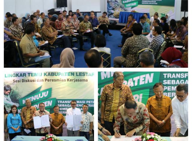 6 Kabupaten Sepakati Deklarasi LKTL