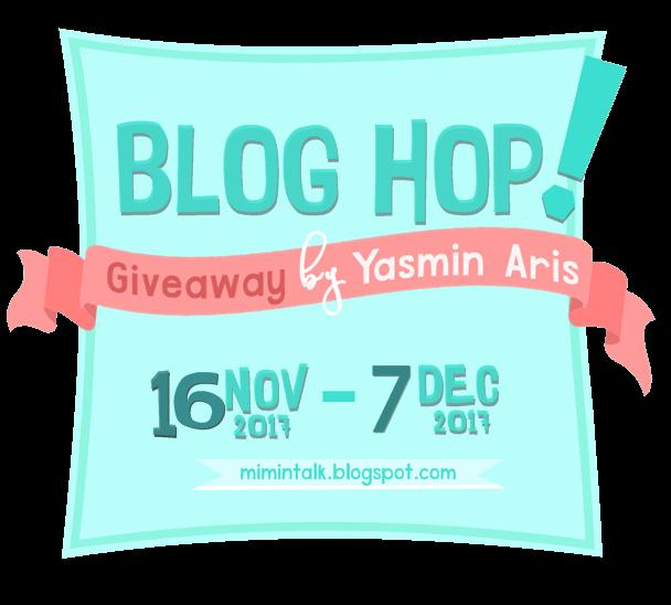 End Of Blog Hop Giveaway
