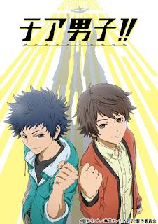 """""""Cheer Danshi!!"""" de Ryo Asai"""