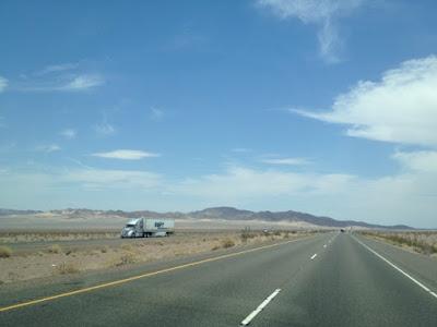 Roadtrip USA on the road again