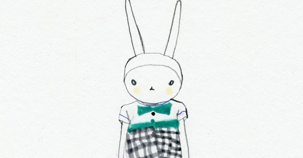 Fifi Lapin: The Buttoned Up Check dress