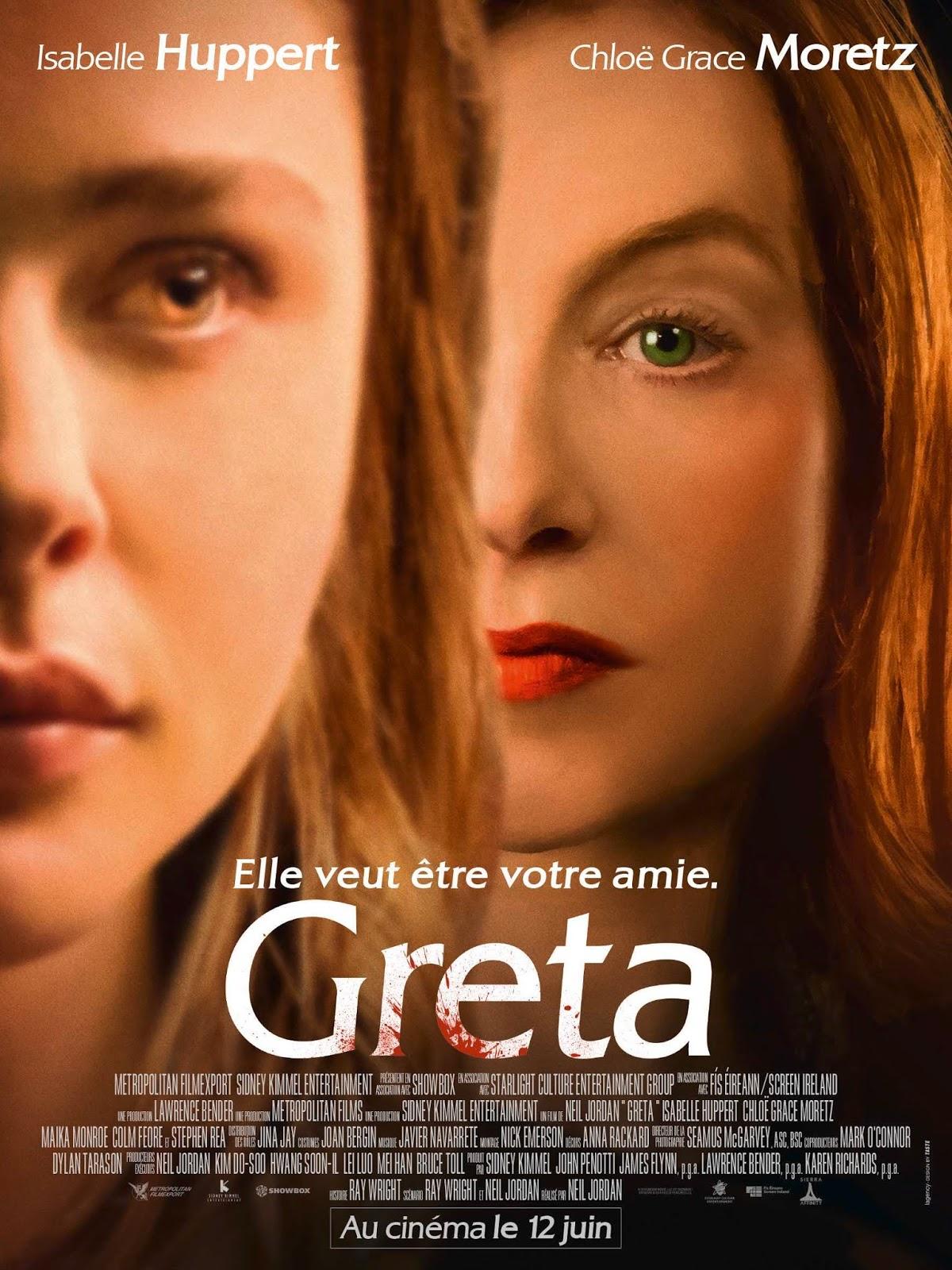 Votre dernier film visionné - Page 15 Greta%2Baffiche
