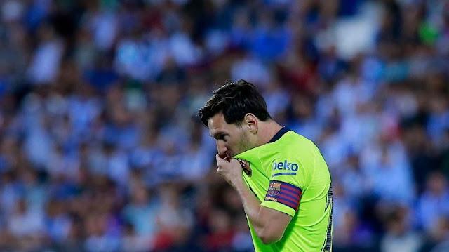 'Tanpa Messi, Barcelona Bakal Ada di Posisi 10 Klasemen'