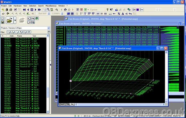 Free Download WinOLS 2.24 4