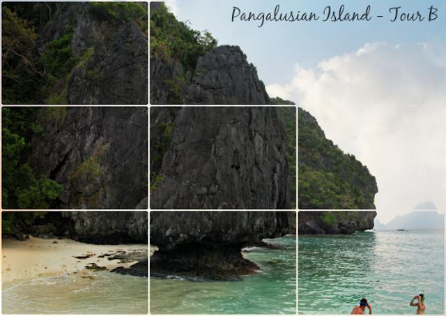 Pangalusian Island Tour B