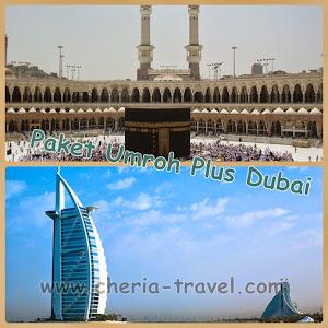 Umroh Plus Dubai 2017
