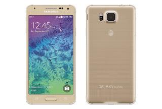 Samsung Galaxy Alpha (SM-G850F)