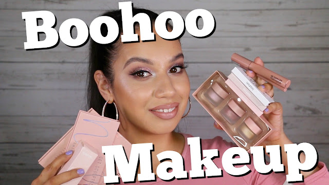 Testing Boohoo Makeup