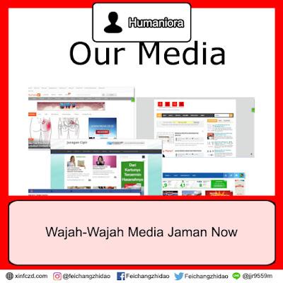 Wajah-Wajah Media Jaman Now