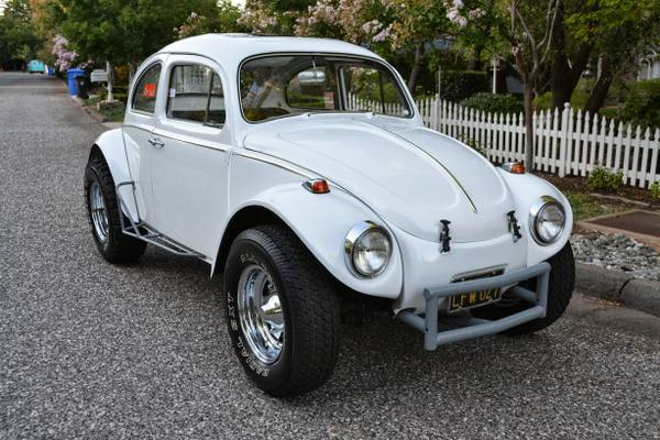 Daily Turismo: 5k: Seller Submission: 1962 Volkswagen Baja Bug