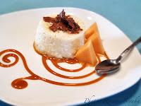 Insula de orez cu lapte de cocos