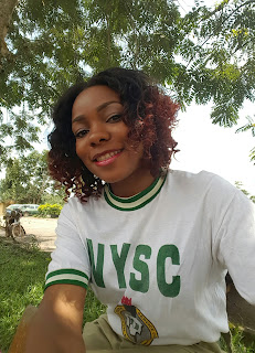 NYSC, Nigerian, Nigerian girl, corper, Service, Buhari, African, Batch A corpers, Passing out