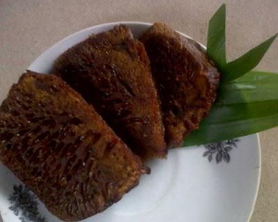 Resep Kue Karamel Sarang Semut