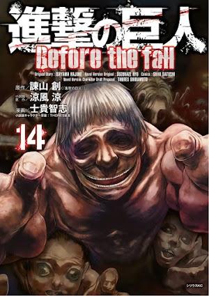 Shingeki no Kyojin Before the Fall [52/??] [MANGA] [MEGA] [PDF]