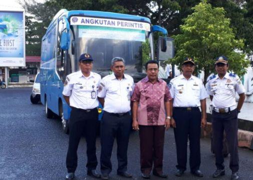 Bus Damri Mulai Layani, Trayek Benteng - Pattumbukang