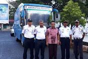 Bus Damri Mulai Layani Trayek Benteng - Pattumbukang