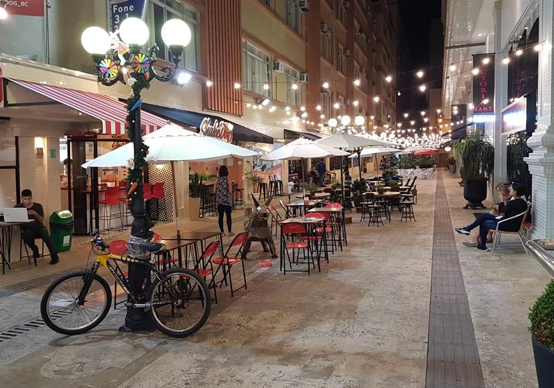 os melhores bares e restaurantes de Balneário Camboriú