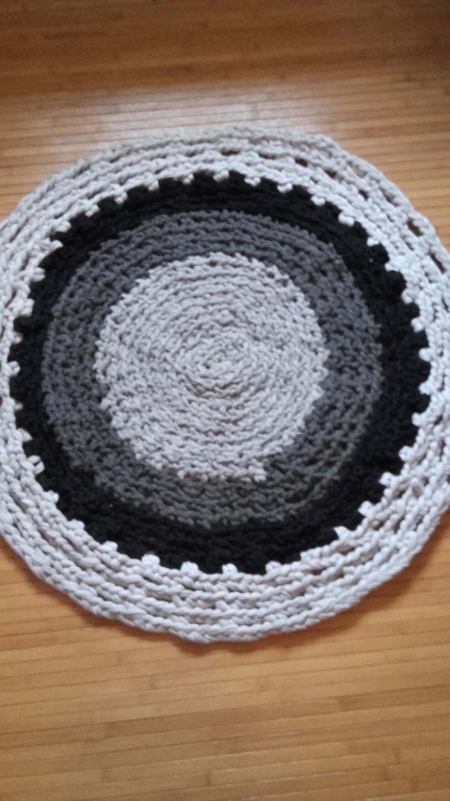 Arte en tu dia alfombras de algod n - Alfombras de algodon ...