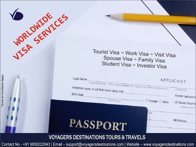 visa services, visa assistance, passport and visas