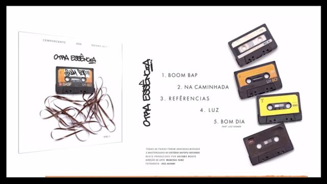 """O grupo Otra Essência lança seu album de estréia, """"Boombap vol.1"""""""