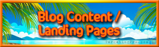 Blog Content Landing Pages Help - Targeting Pro Marketing