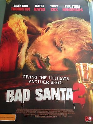 Bad Santa 2 2016 English Movie Download