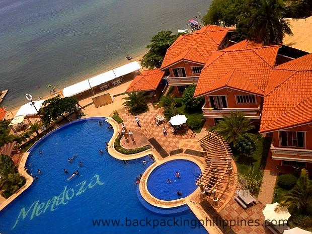 Backpacking Philippines Estrellas De Mendoza Playa Resort Laiya San Juan Batangas