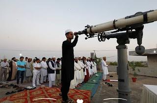 পাকিস্তান, বাংলাদেশ ইন্ডিয়া আগামীকাল থেকে রোজা রাখবে।