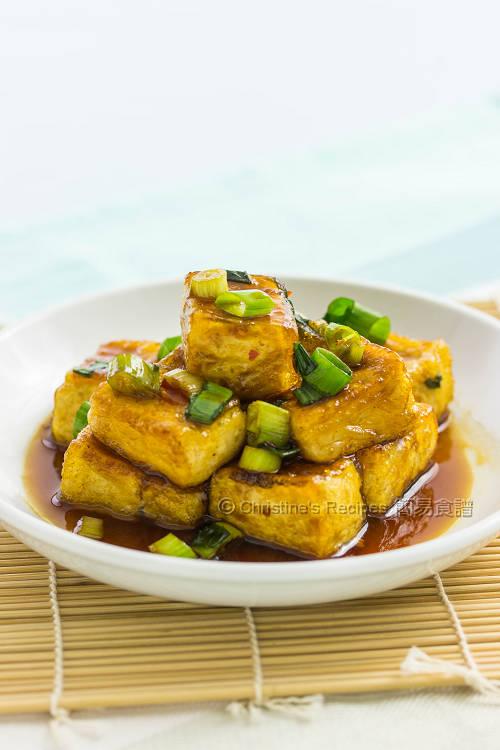 日式照燒豆腐 【百搭好汁】 Teriyaki Tofu