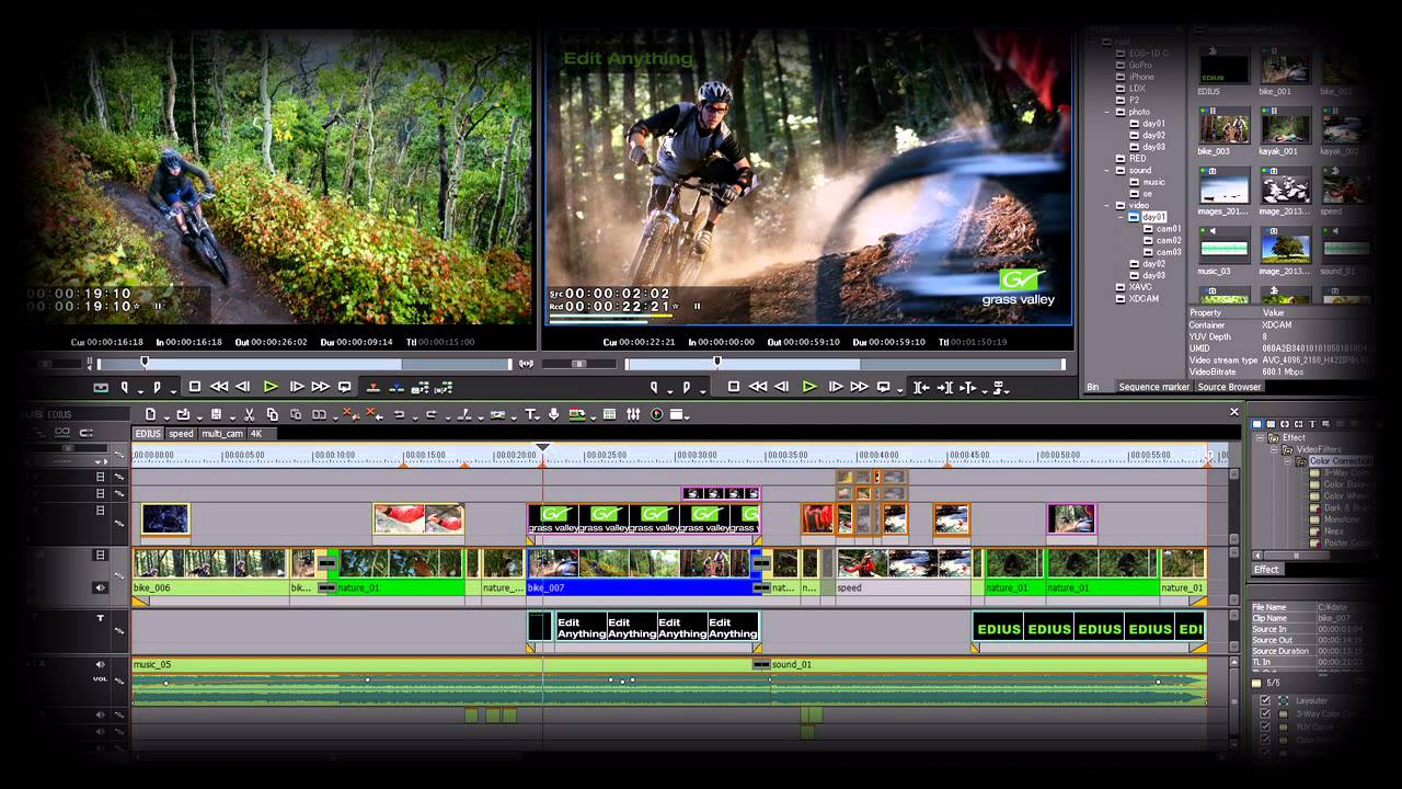 video editing software for pc free download