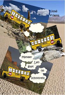 Meneer Leo gaat op schoolreis Jose Vriens