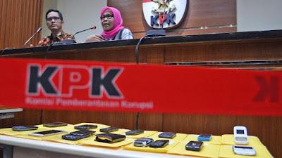 KPK Lelang Barang Rampasan Korupsi