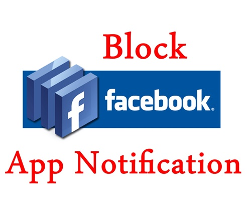Cara Memblokir Notifikasi Aplikasi Facebook